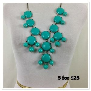 5 for $25   Fashionable Necklace.